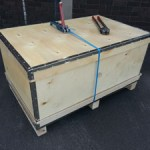 Fold Flat Plywood Case