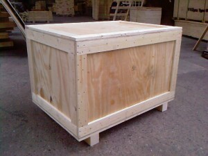 Rigid Plywood Packing Case